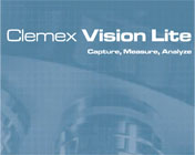 clemex,vision lite,image,analysis,microscopy